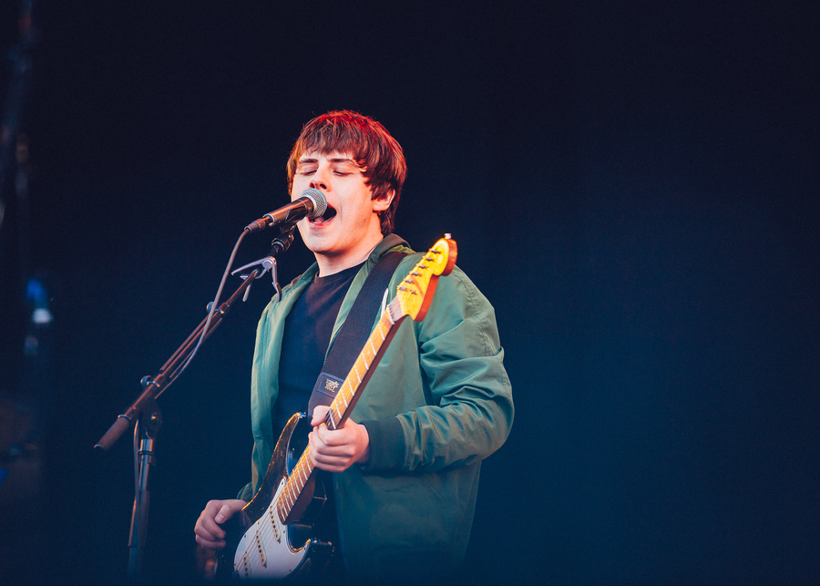 Jake Bugg at Neighbourhood Weekender 2018