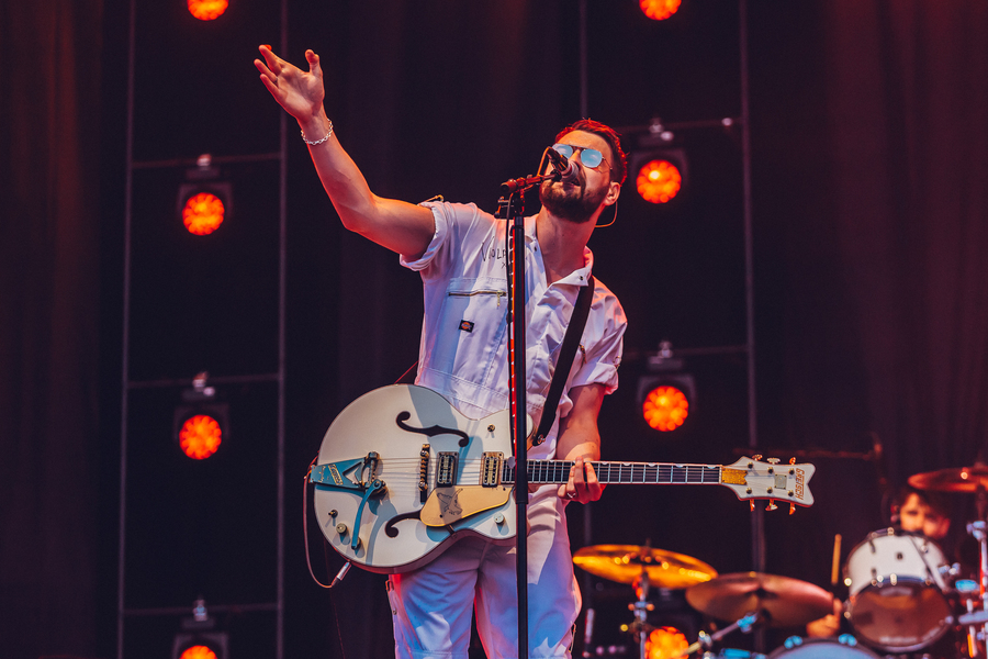 The Courteeners at Neighbourhood Weekender 2018