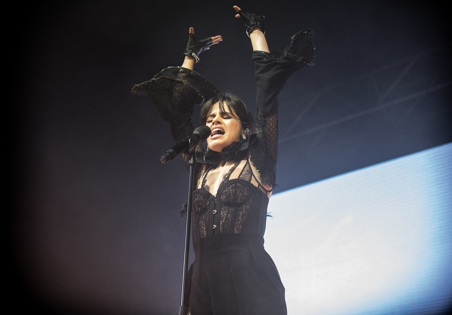 Camila Cabello live at O2 Academy, Glasgow, 5 Jun