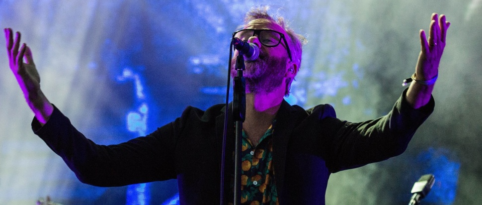 The National live at APE Presents, Victoria Park, 2 Jun