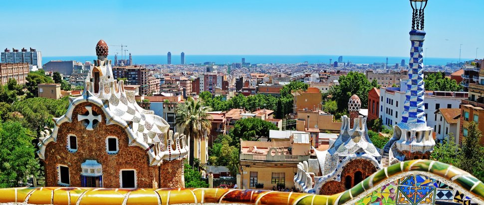 Barcelona  by Creative Commons