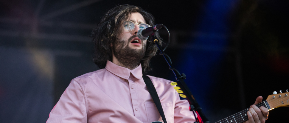 Fatherson live at TRNSMT 2018, Glasgow Green