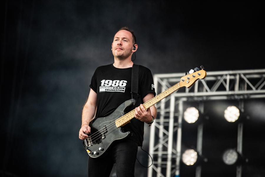 CHVRCHES live at TRNSMT 2018, Glasgow Green