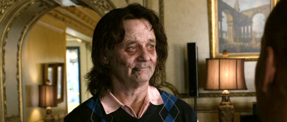 Bill Murray in Zombieland