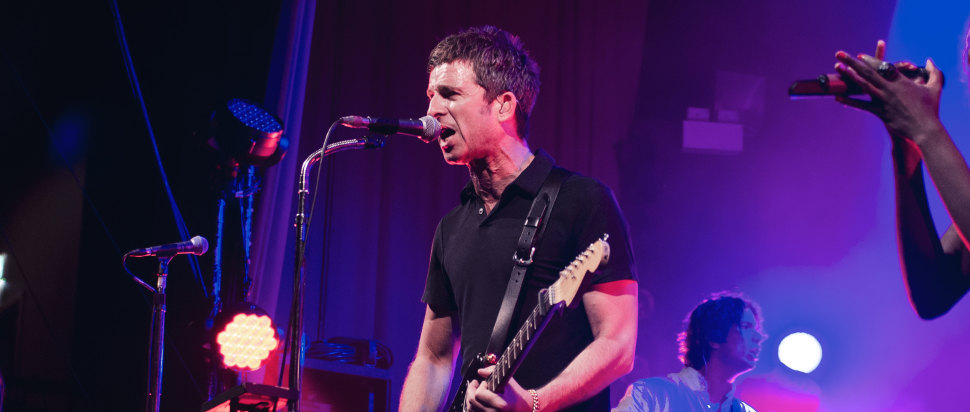 Noel Gallagher's High Flying Birds live at The O2 Ritz, Manchester