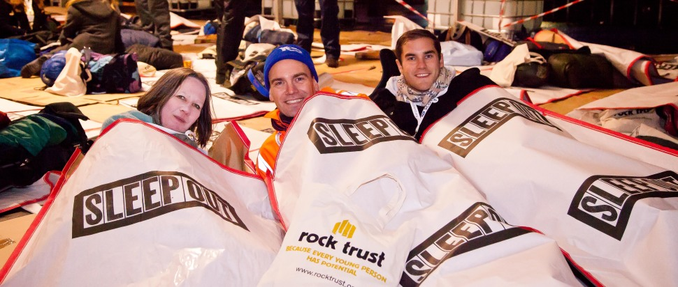 Rock Trust, Sleep Out