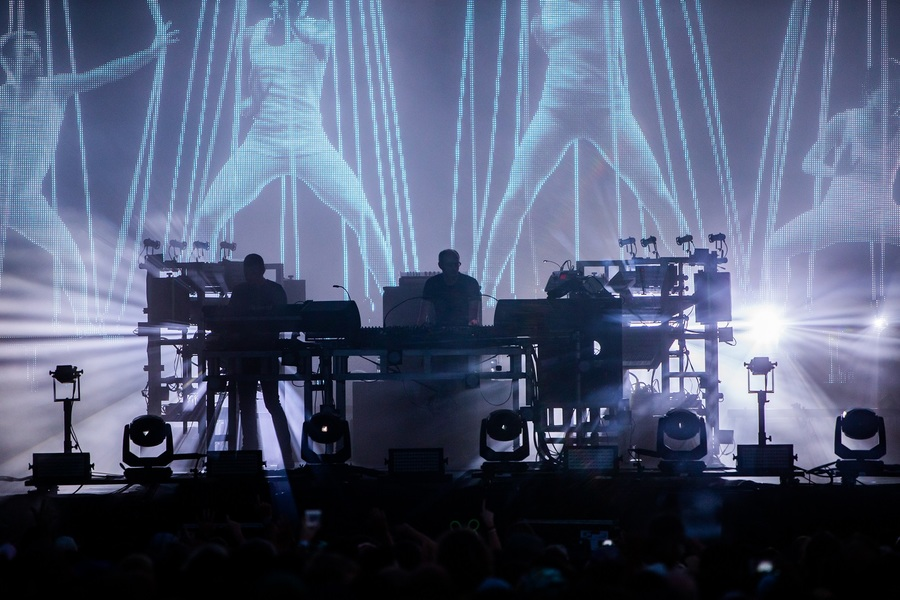 The Chemical Brothers live at Bluedot