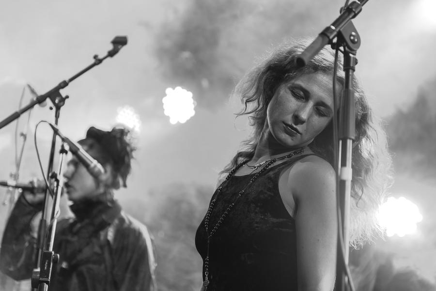 Pussy Riot live at Summerhall, Edinburgh