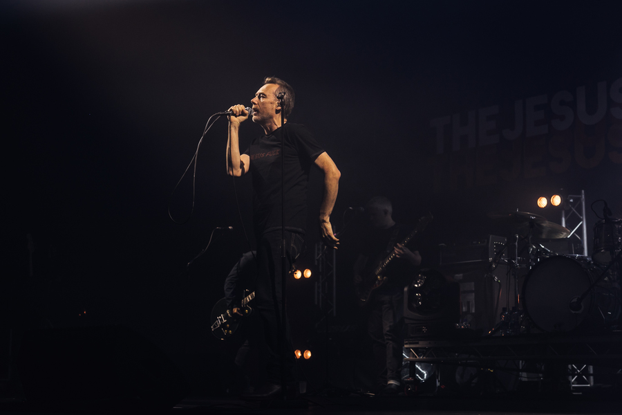 The Jesus and Mary Chain live at Leith Theatre, Edinburgh, 14 Aug