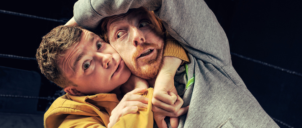 Edinburgh Fringe 2018: Masculinity in Theatre