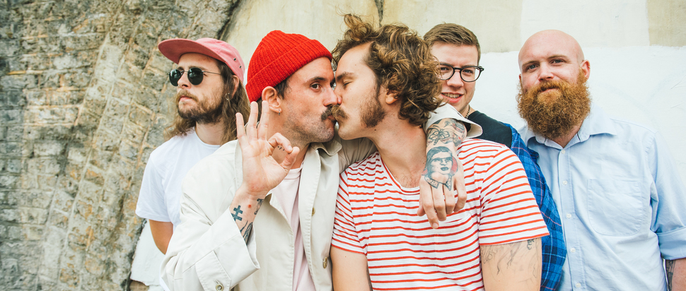 Idles on punk, positivity, and their new album: The Skinny