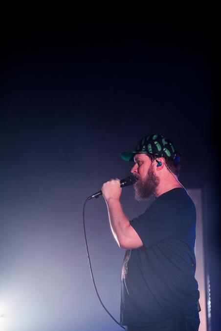 John Grant live at The Edinburgh Playhouse for Edinburgh International Festival