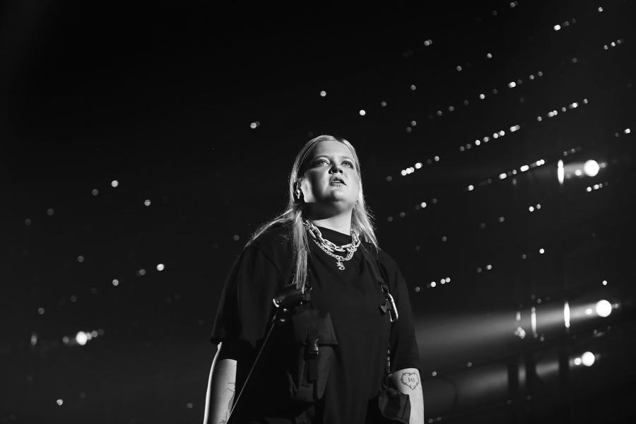 Alma live at Flow Festival 2018