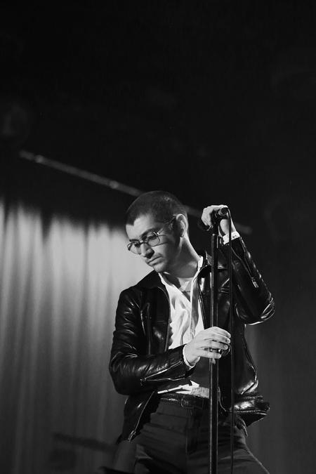 Arctic Monkeys live at Flow Festival 2018 (don't use after Sept 2018)