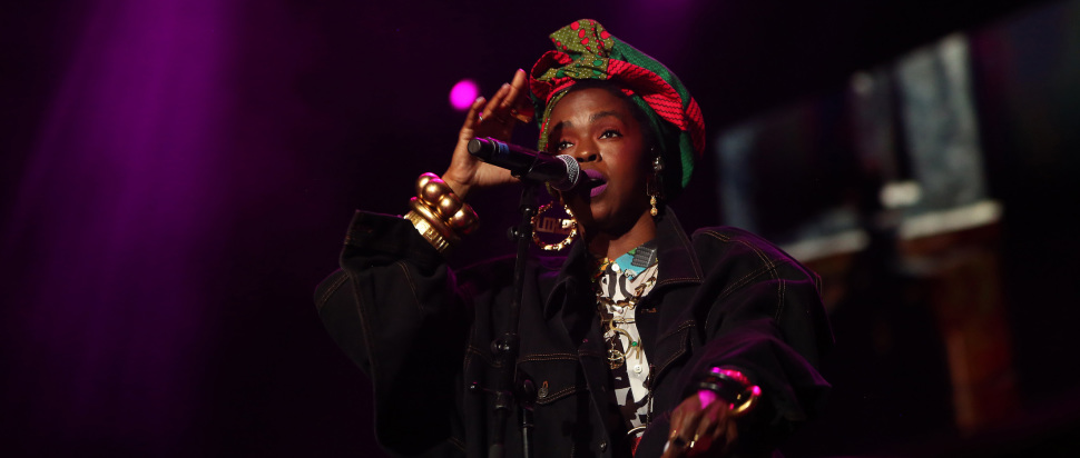 Ms Lauryn Hill live at Flow Festival 2018