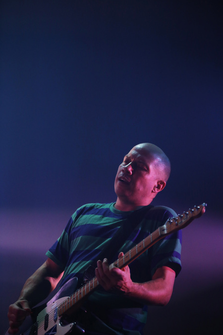 Mogwai live at Leith Theatre as part of Edinburgh International Festival