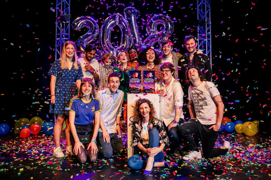 Edinburgh Comedy Awards 2018