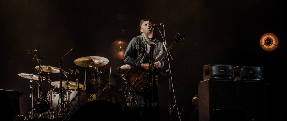 Kings of Leon live at Glasgow Summer Sessions