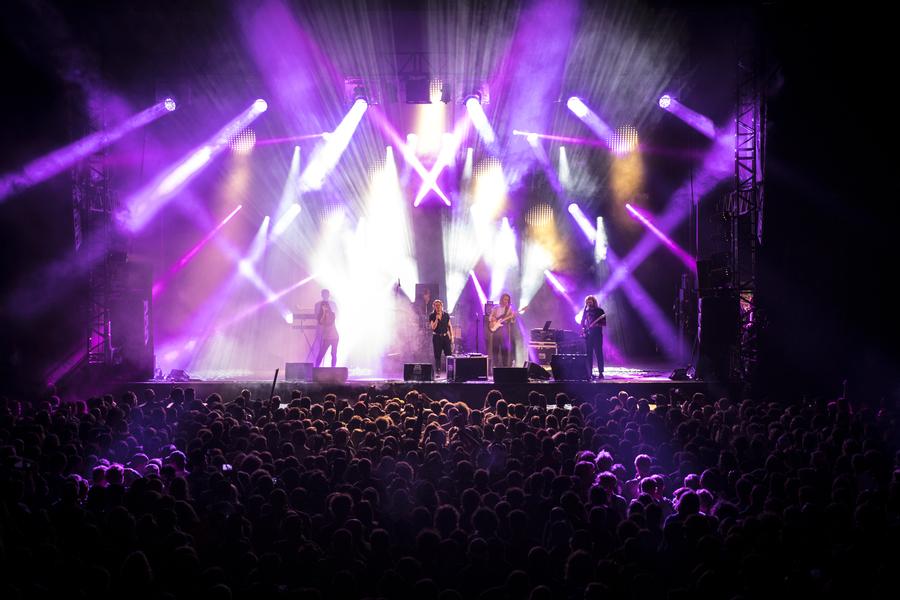 Ariel Pink live at La Route du Rock, Saint-Malo, 16-19 Aug