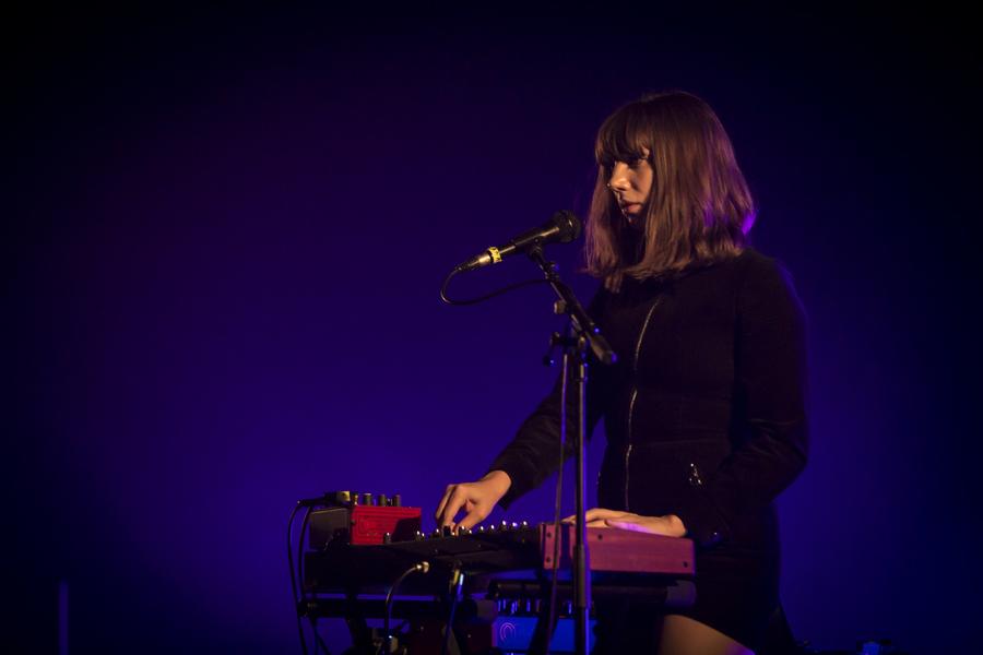 The KVB live at La Route du Rock, Saint-Malo, 16-19 Aug