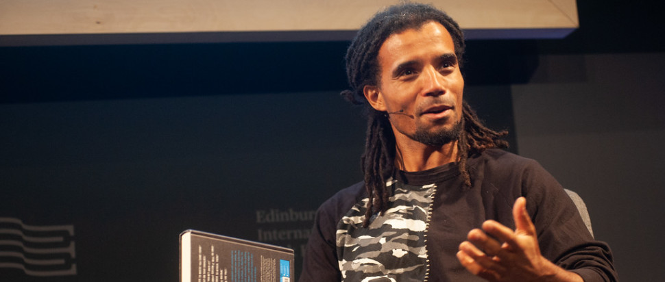 Akala at Edinburgh Book Festival