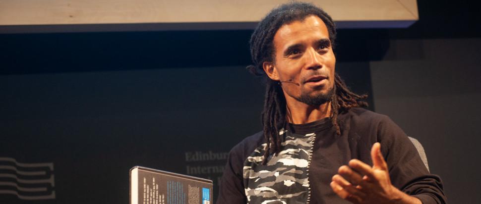 Akala at Edinburgh Book Festival