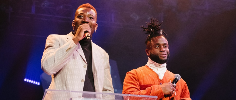 Young Fathers win The SAY Award