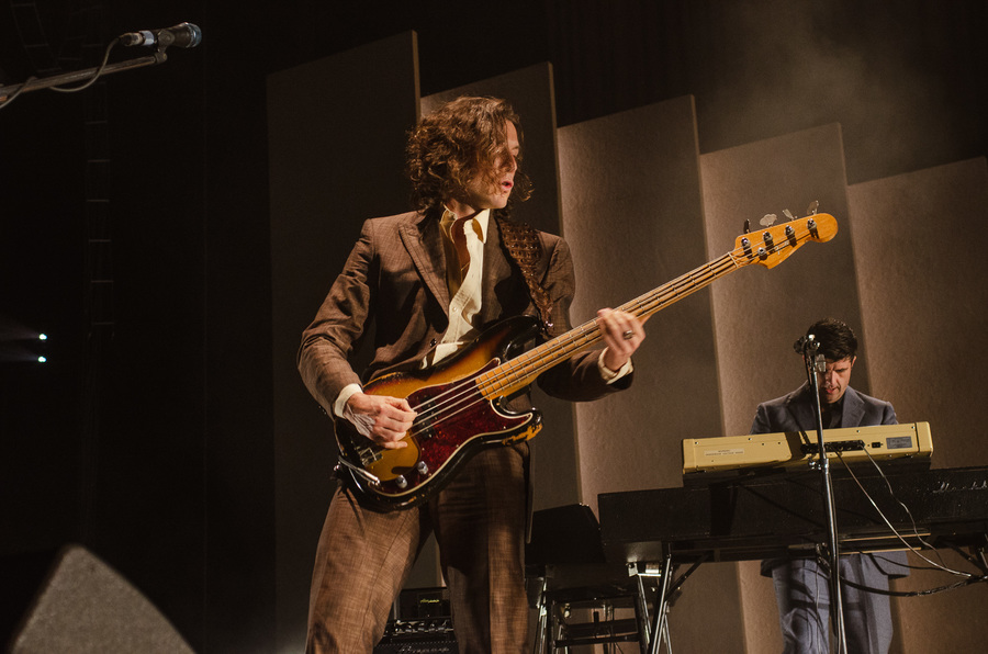 Arctic Monkeys live at Manchester Arena, 7 Sep