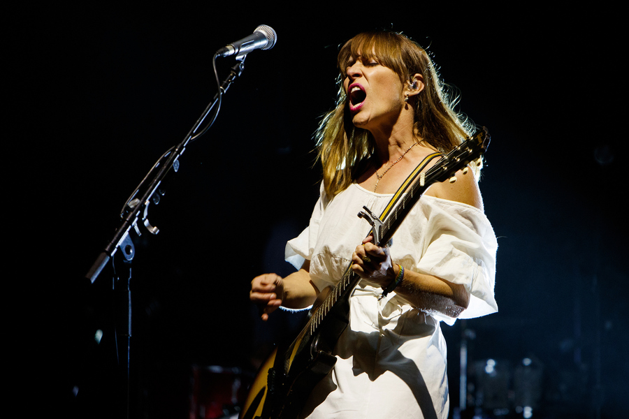 Feist live at End of the Road 2018