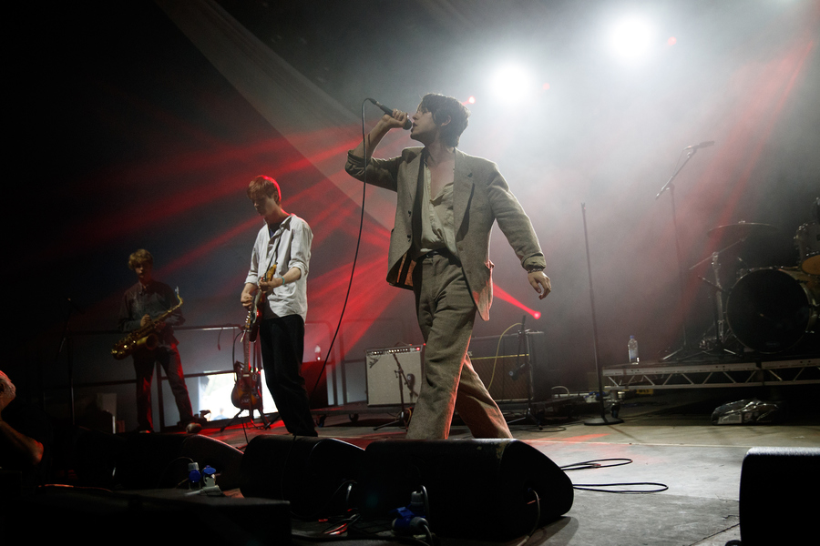 Iceage live at End of the Road 2018