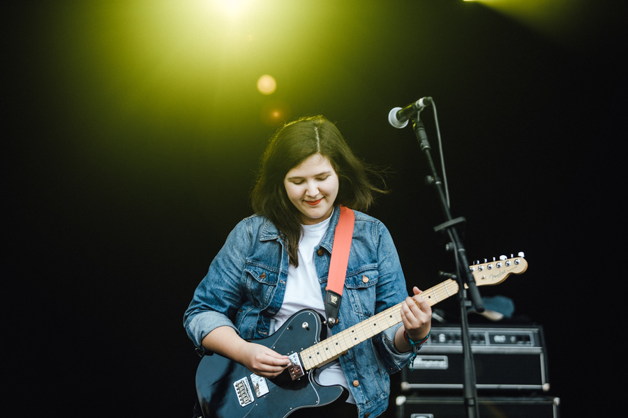 Lucy Dacus live at End of the Road 2018