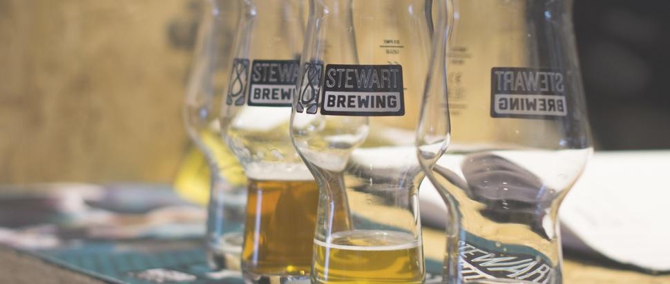 Stewarts Brewing
