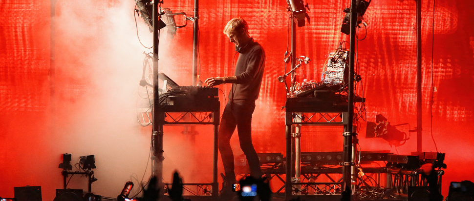 Richie Hawtin by Prudence Upton