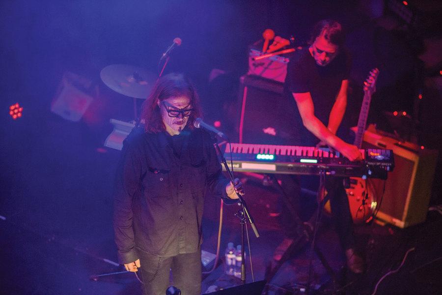 Mark Lanegan & Duke Garwood live at St Luke's, Glasgow