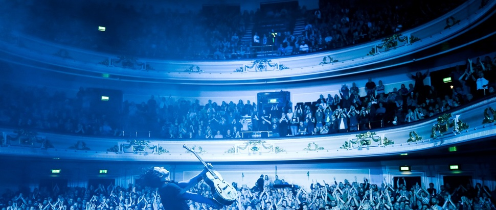 Jack White live at Usher Hall, Edinburgh, 21 Oct