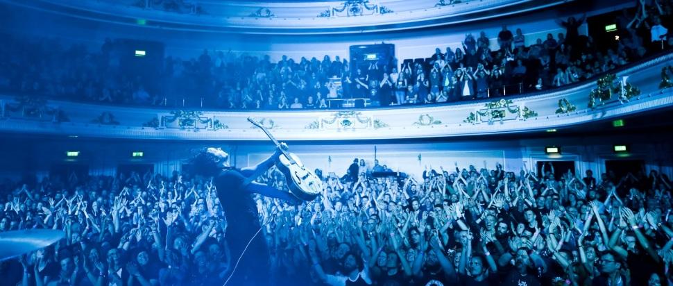 Jack White live at Usher Hall, Edinburgh, 21 Oct