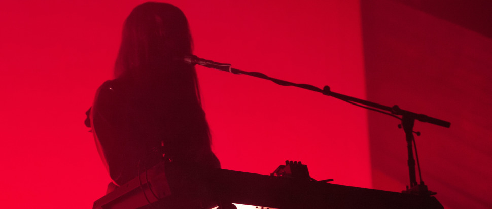 Beach House live at Albert Hall, Manchester, 19 Oct