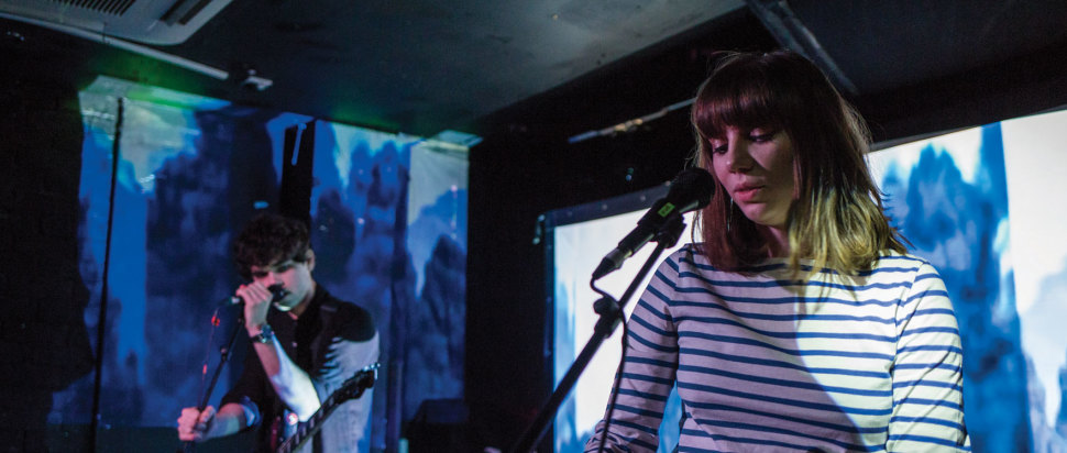 The KVB live at The Hug and Pint, Glasgow