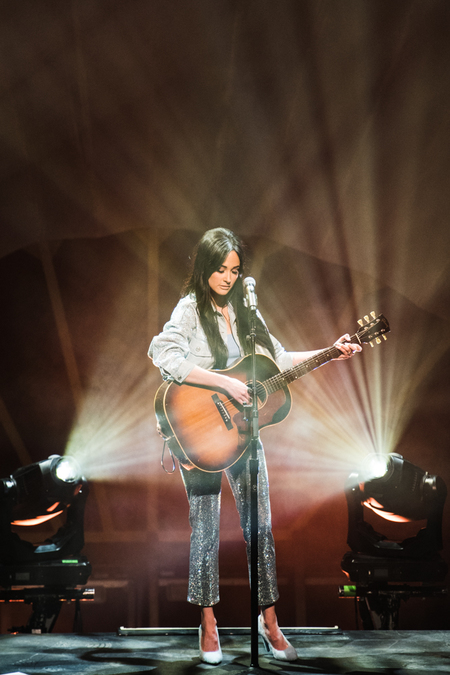Kacey Musgraves live at the SEC Armadillo, Glasgow