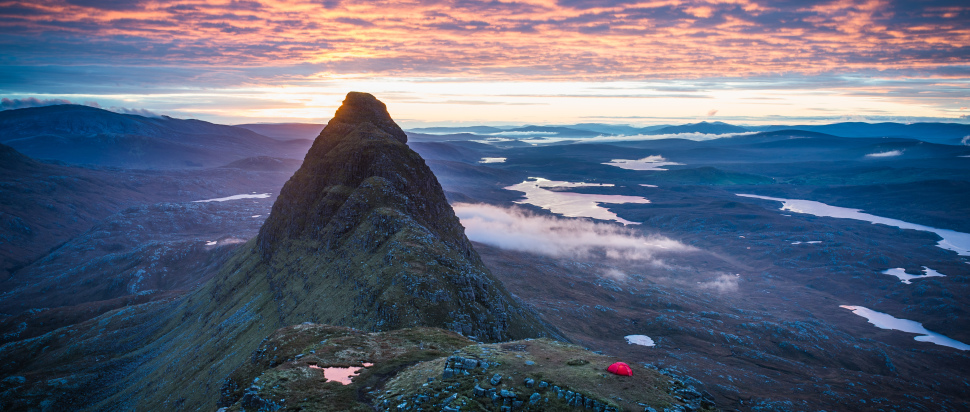 Hillwalking in Scotland: A Guide