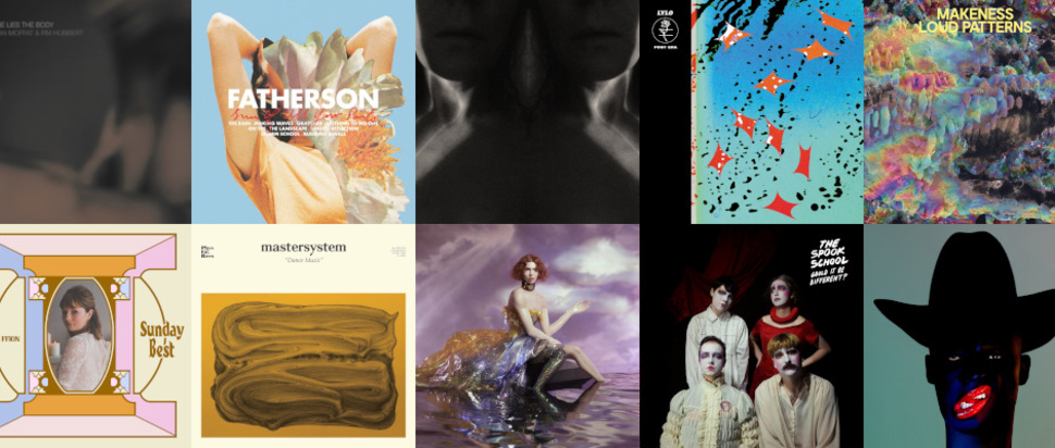 Scottish Albums of the Year 2018