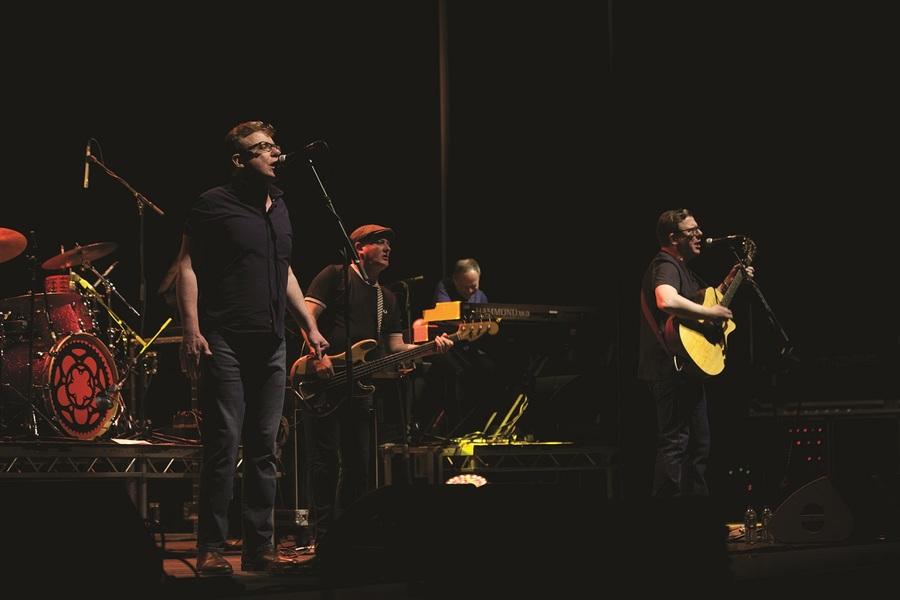 The Proclaimers live at Edinburgh Playhouse, 9 Nov