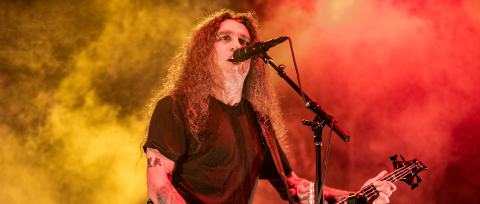 Slayer live at SSE Hydro, Glasgow, 12 Nov