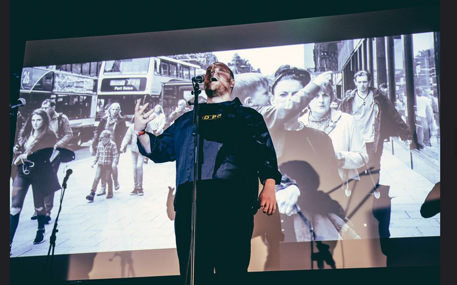 Loud Poets - Expecto Patronum @ Scottish Storytelling Centre