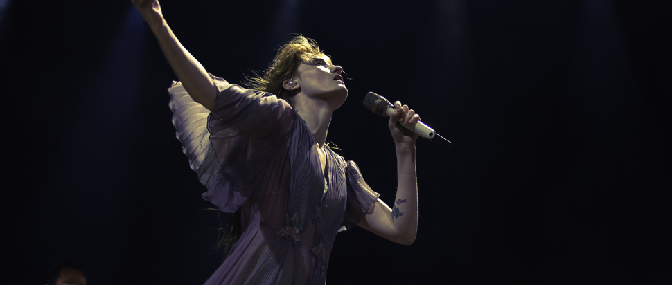 Florence and the Machine live at The SSE Hydro, Glasgow
