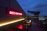 Red Sky Bar Glasgow