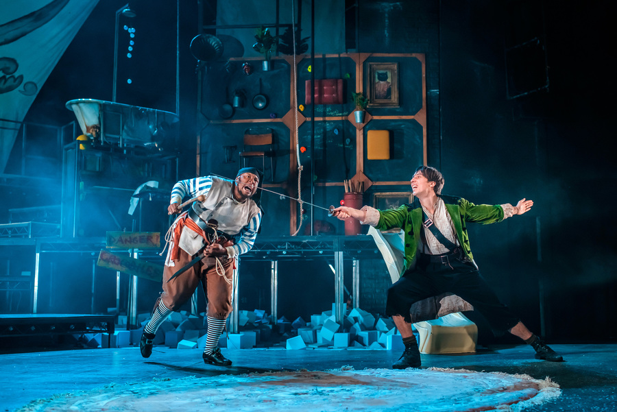 Wendy and Peter Pan @ Royal Lyceum Theatre, Edinburgh 2