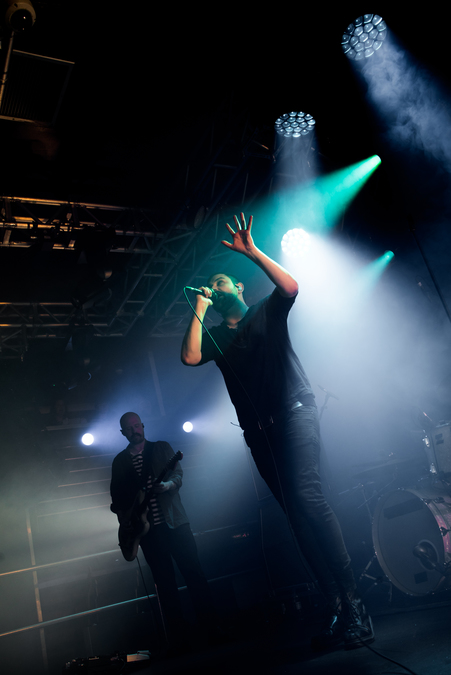 The Twilight Sad live at The Liquid Rooms, Edinburgh