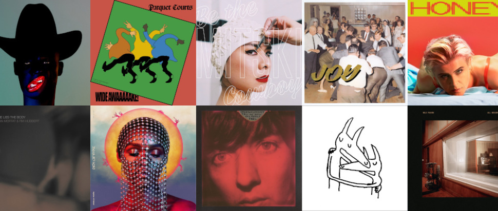 The Skinny's Top 50 Albums of 2018