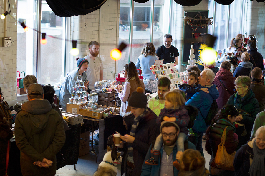 Summerhall Christmas Market